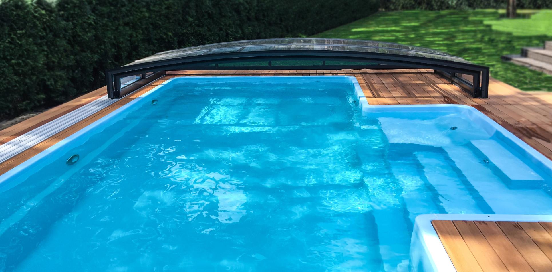 Gfk Pool Gfk Schwimmbecken Gartenpool Pool Kaufen